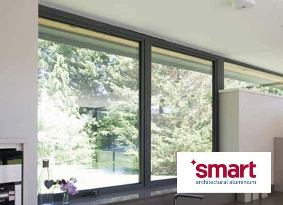 Aluminium casement windows shaws