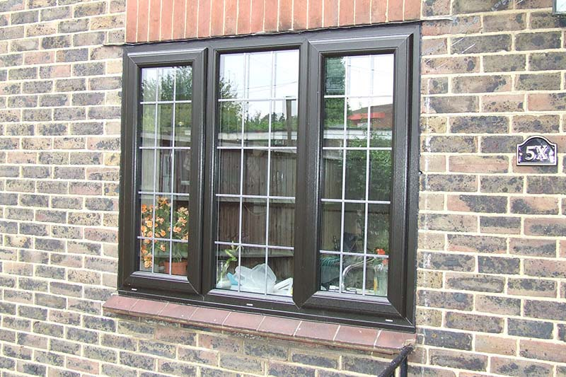 Black double glazing crawley