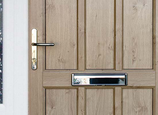 Door handles letterboxes