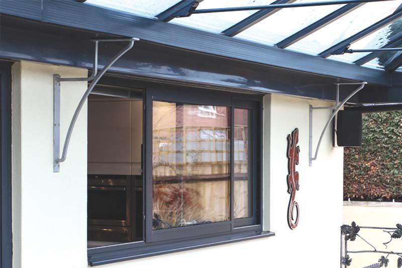Horizontal sliding aluminium windows crawley