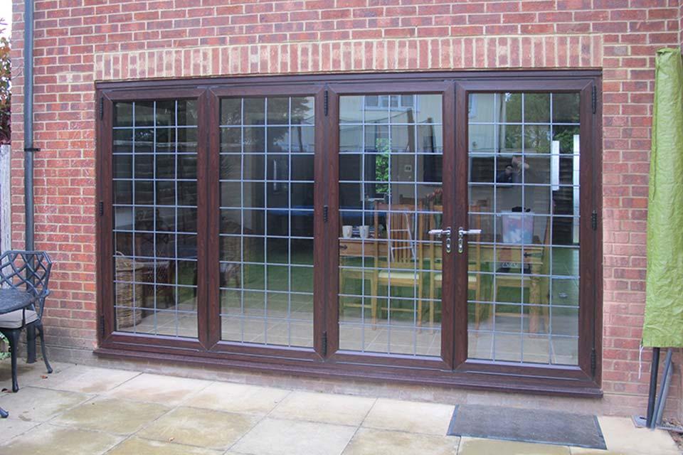 Diamond Glass & Windows of crawley bi folding doors