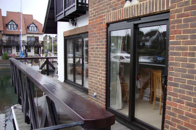 Diamond Glass & Windows of crawley upvc patio sliding doors