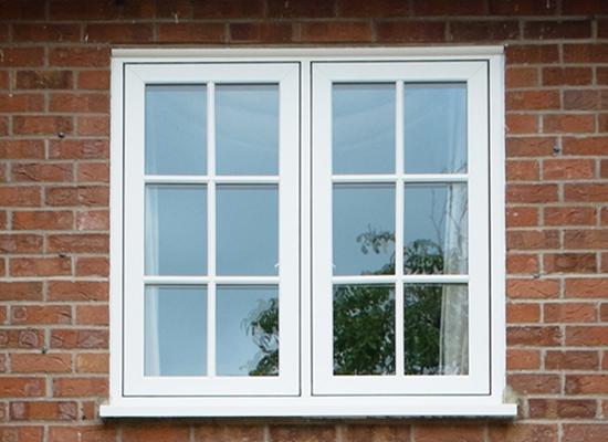Diamond Glass & Windows timber alternative flush window range
