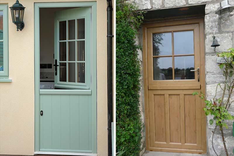 Diamond Glass & Windows upvc stable doors