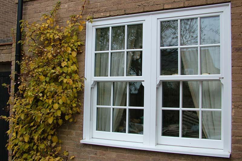 Diamond Glass & Windows vertical sliding upvc windows