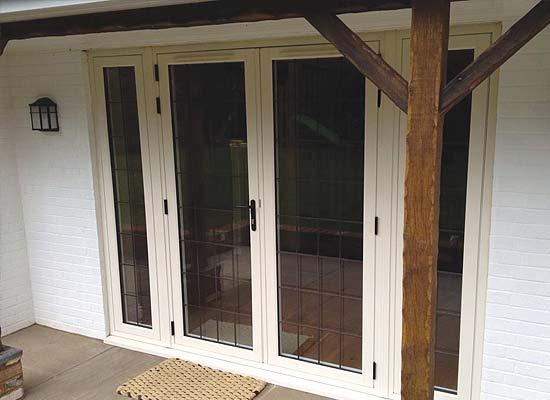 Timber alternative flush fitted doors crawley