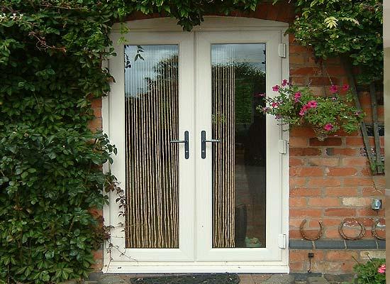 Timber alternative french doors crawley