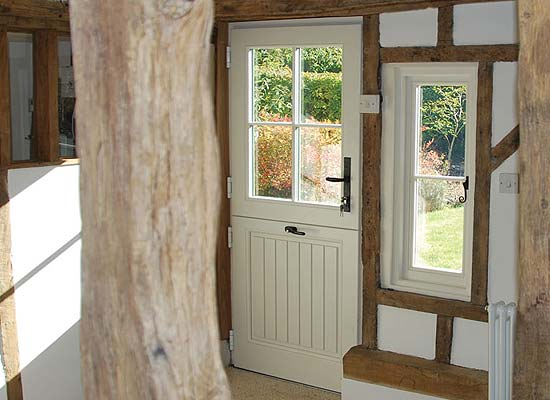 Timber doors crawley