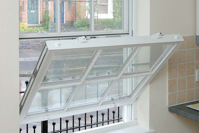 Vertical sliding windows upvc from shaws