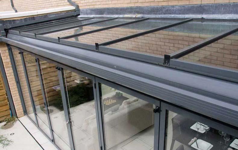 Aluminium roofing systems crawley