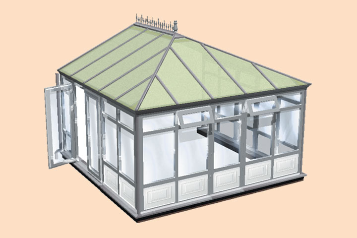 Conservatory frame styles crawley