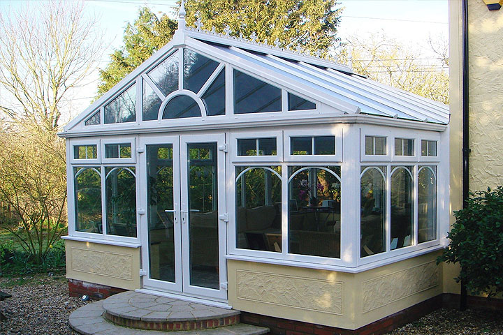 Gable end conservatories crawley