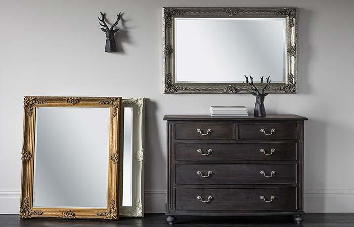 Glass mirrors crawley
