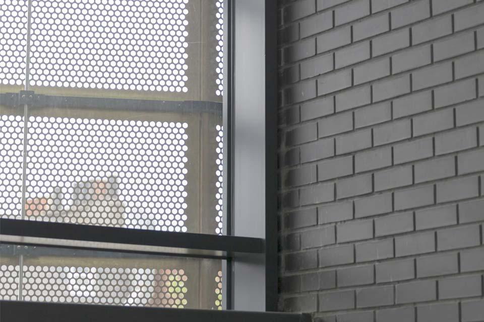 High performance curtain walling crawley