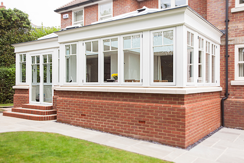 Orangeries specialists in spikedesign
