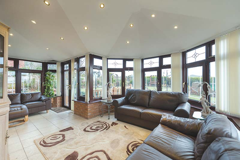 Diamond Glass & Windows of crawley garden rooms