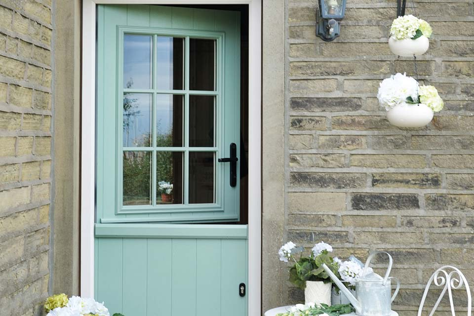 Crawley composite doors