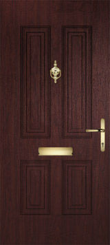 Doorstyle palermo solid