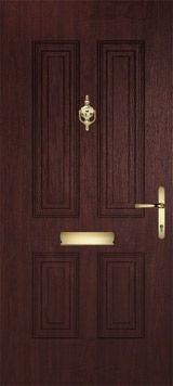 Doorstyle palermo solid