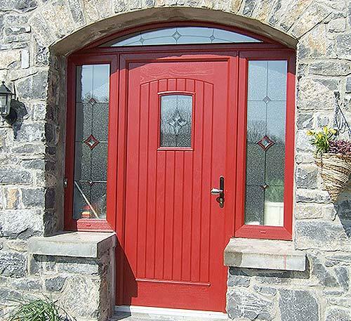 Palladio composite door