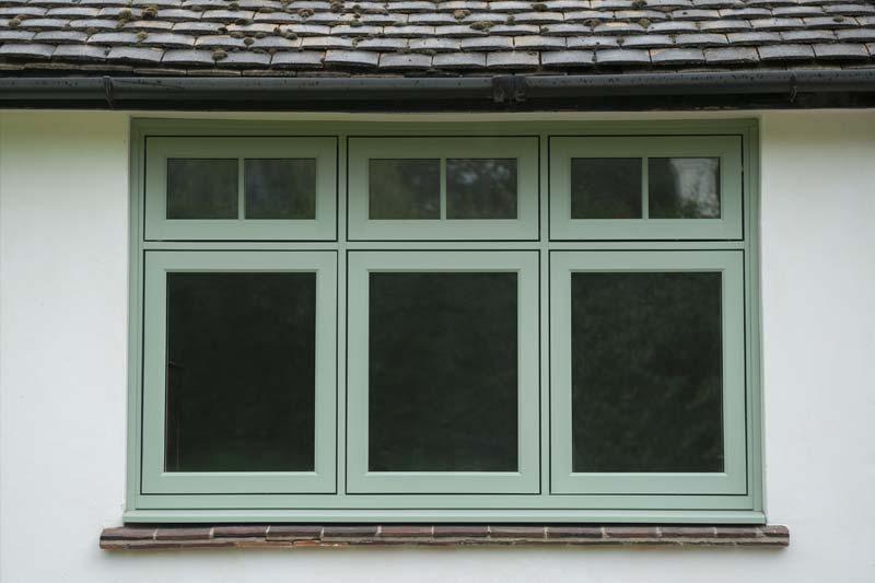 Diamond Glass & Windows of crawley flush 100 windows