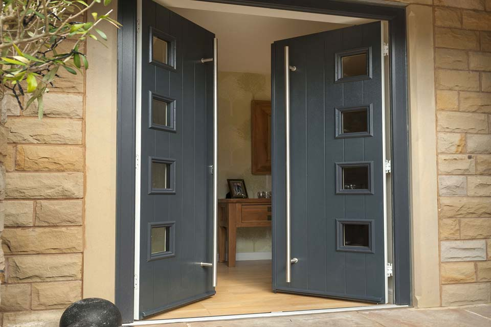 Solidor composite doors from shaws