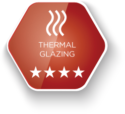 Thermal glazing icon