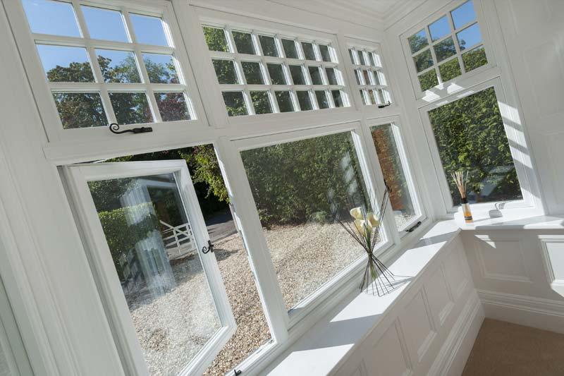 Timber alternative windows shaws of crawley
