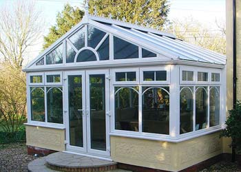 Gable end conservatories shaws