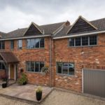 Home fitted with ow 70 aluminium windows
