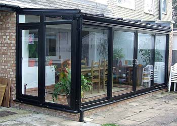 Lean to conservatories shaws