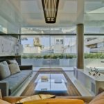 Living room cor vision sliding doors