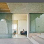 Modern sliding door cor vision