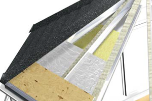 Multiple insulation features