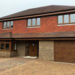 New build dyke close front