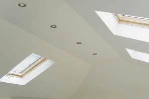 Optional roof vents