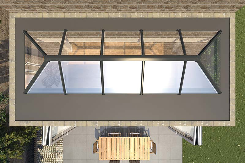 Diamond Glass & Windows roof lanterns