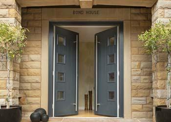Solidor composite doors from shaws