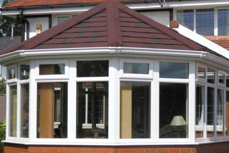 Tiled conservatory roof crawley