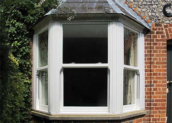 Timber alternative vertical sliding windows shaws