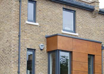 Timber tilt turn windows shaws