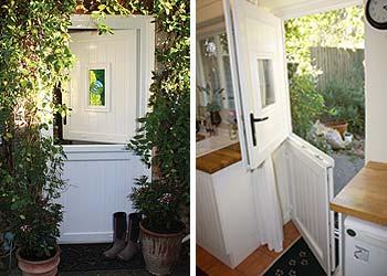 Upvc stable doors shaws