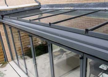 Aluminium roof systems shaws