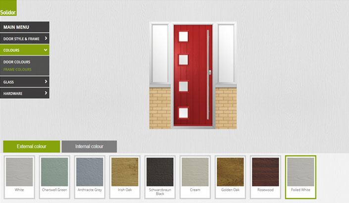 Solidor door designer title=