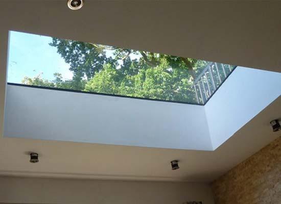 Fixed flat roof lights crawley
