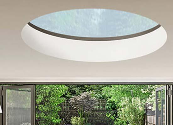 Round roof lights crawley