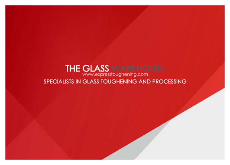 Glass toughening process