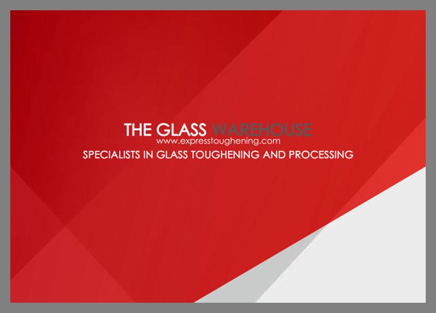 Glass toughening process