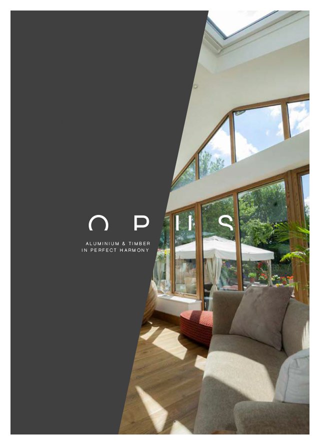 Opus aluminium timber