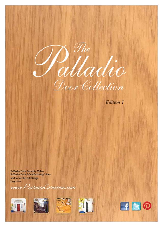 Palladio door collection